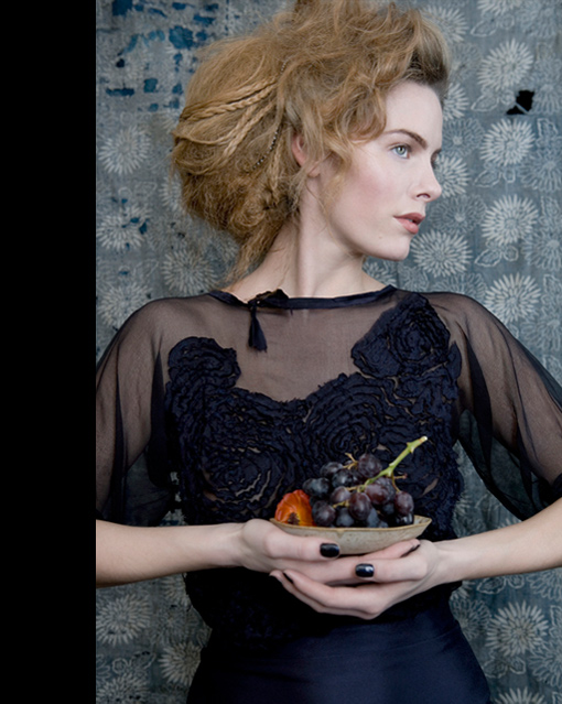 Elena Garcia Studio :  embroidery eco designer organic